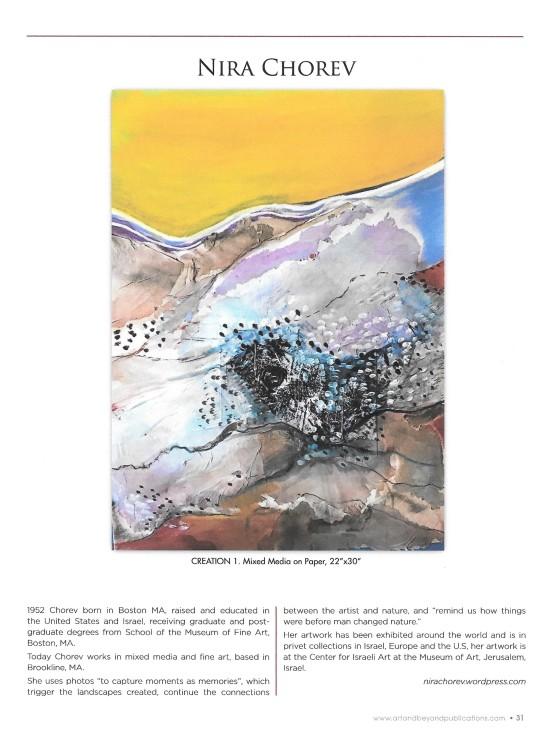 Art & Beyond April publication 2019